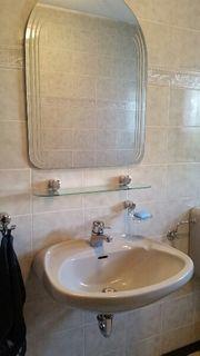 Villeroy Boch Waschbecken und WC