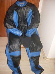 Motorradlederkombi 2-teilig