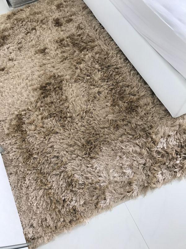 Zara Home Teppich zara home langflorteppich in ecru 150 x 200 cm in karlsruhe