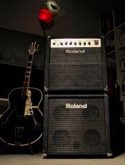 Gitarren-Verstärker ROLAND GC-405 GC-405X Full-Stack