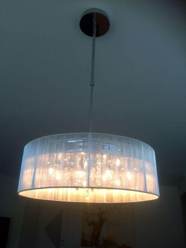 wohnzimmer lampe in h rbranz lampen kaufen und verkaufen ber private kleinanzeigen. Black Bedroom Furniture Sets. Home Design Ideas