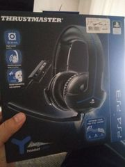 Headset Ps4