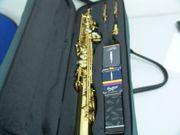Selmer Sopransaxophon in