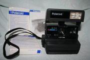 Polaroid-Sofortbildkamera 636 close-up
