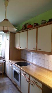 Gebrauchte Küche .