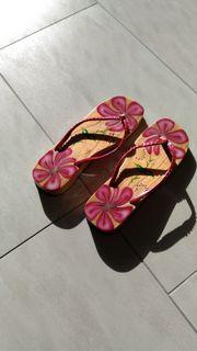 Zehentrenner - Flip Flop Schuhe - Größe