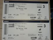 Tickets für Rock