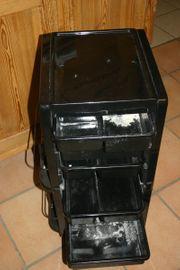 Studiotisch - Manikürtisch Rollencontainer Vielzweckwagen mit