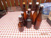 Weinflaschen für 5