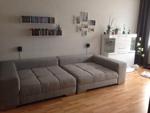 Big Sofa Couch Wohnlandschaft Auch Einzeln Stellbar In Arendsee