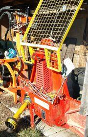 Seilwinde 5t Zapfwelle Traktor Dreipunkt