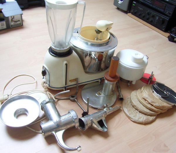 Kuchenmaschine Bosch In Heddesheim Haushaltsgerate Hausrat Alles
