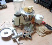 Bosch MUM4655EU Küchenmaschine MUM4 (550 Watt, 3.9 Liter) in ...