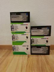 Neue div Druckerpatronen für Lexmark
