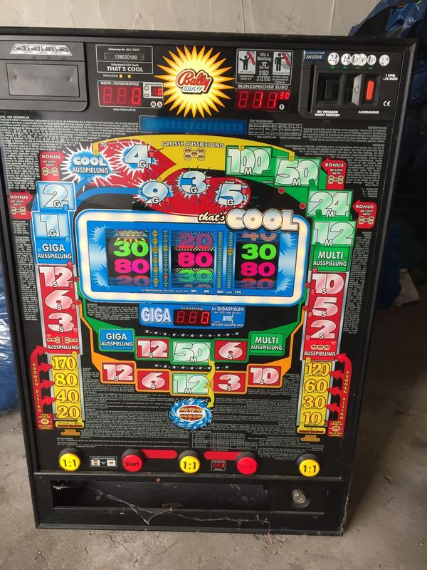 spielautomaten gebraucht kaufen