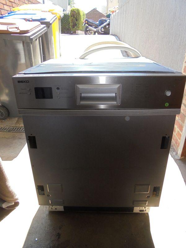 beko geschirrsp lmaschine gebraucht kaufen nur 2 st bis 70 g nstiger. Black Bedroom Furniture Sets. Home Design Ideas