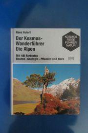 Der Kosmos Wanderführer - Die Alpen