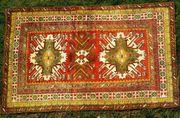 Orientteppich Kazak Kasak antik T088