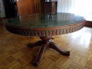 Schöner Massiv-Holztisch