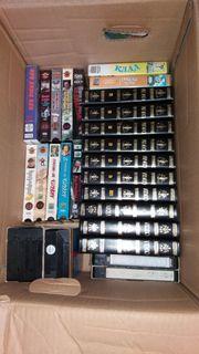 Russische VHS video cassetten 66