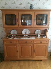 Küchenschrank Landhausstil mit Anrichte