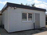 Bürocontainer Verkaufsraum Wohncontainer