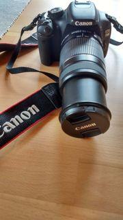 Canon 550D + Objektiv