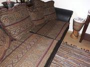 Big Sofa Afrika Stil zu