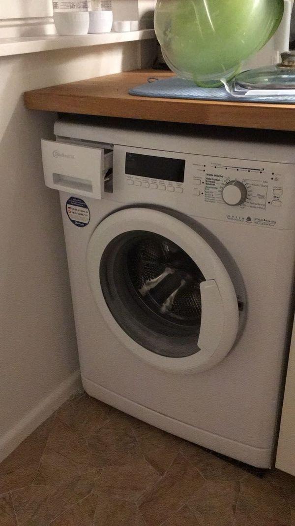 BAUKNECHT Waschmaschine in Berlin - Waschmaschinen kaufen und ...
