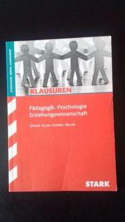 Pädagogik - Psychologie - Erziehungswissenschaften - Klausuren Stark