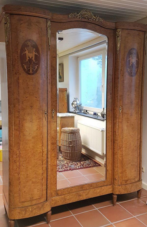 Antikes Schlafzimmer im Biedermeierstil in Geldern - Stilmöbel ...