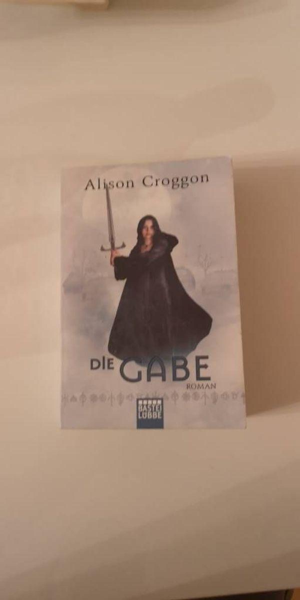 Alison Croggon - Die Gabe Fantasy