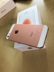 Iphone SE 32 GB Rose