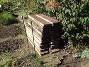Rasenkantensteine zu verschenken