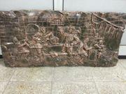 Kupferbild Kupferstich Trinkgelage in der