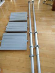 Teleskop - Regal Aluminium - 3 Metall -