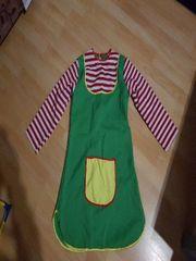 pipi Langstrumpf-kostüm