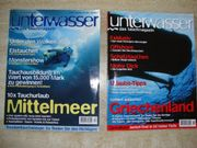 Bildmagazine Unterwasser