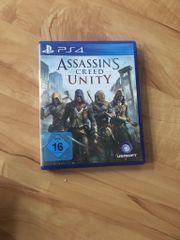 PS4 Assassins Creed