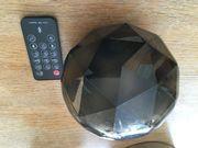Bluetooth Lautsprecher Lichtspiele
