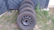 4x Winterreifen Dunlop