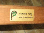 TEAK Möbel für