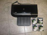 HP Drucker mit