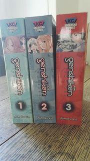 Genshiken Manga Omnibus
