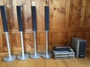 SONY Heimkinosystem mit DVD Player