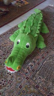 Plüsch Krokodil