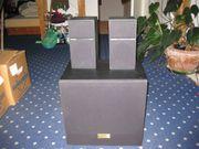 Lautsprecherboxen: seltenes Siemens