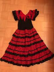 Flamenco Kostüm
