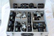 Fotokamera Sammlung