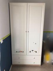 Kleiderschrank ikea weiß  Pax Ikea Birke - Haushalt & Möbel - gebraucht und neu kaufen - Quoka.de